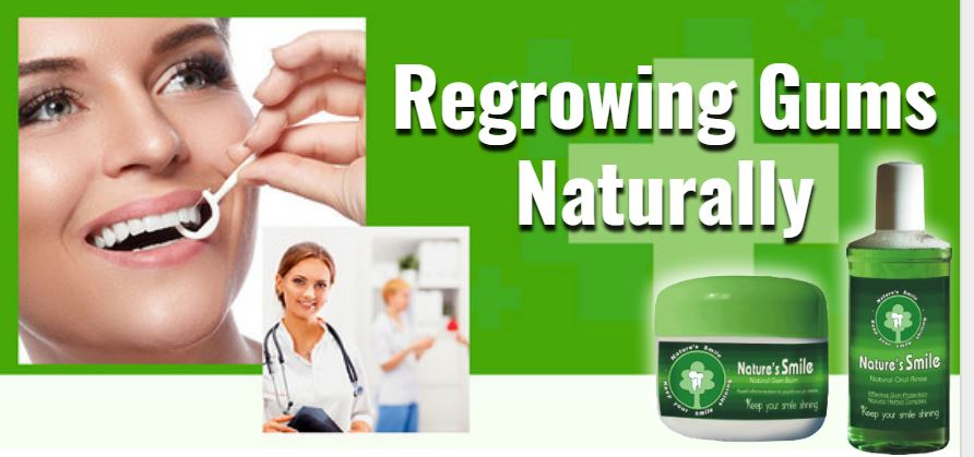 How To Regrow Receding Gums At Home